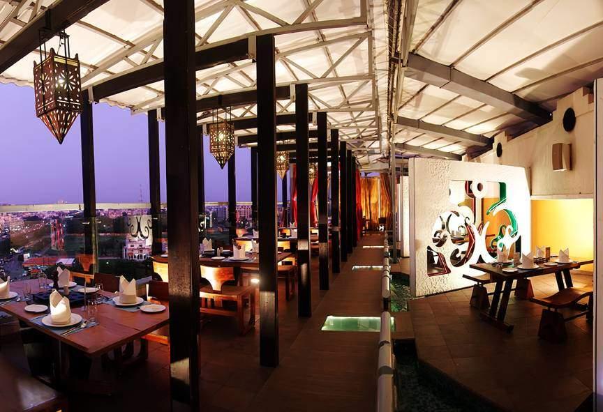 Mediterra Sayaji Hotel, Vijay Nagar, Indore Photo1