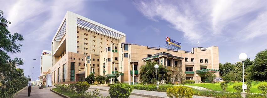 Miot Hospitals - Manapakkam - Chennai Photo1