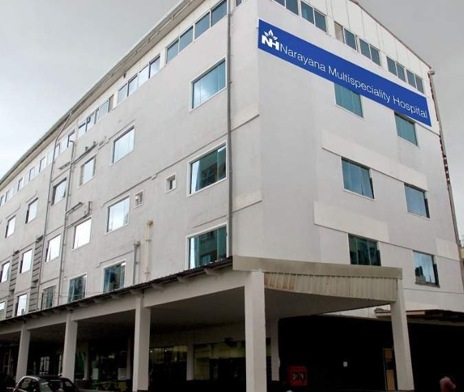 Narayana Multispeciality Hospital - HSR Layout - Bangalore Photo1