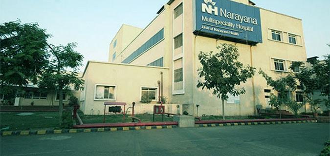 Narayana Multispeciality Hospital - Rakhial - Ahmedabad Photo1