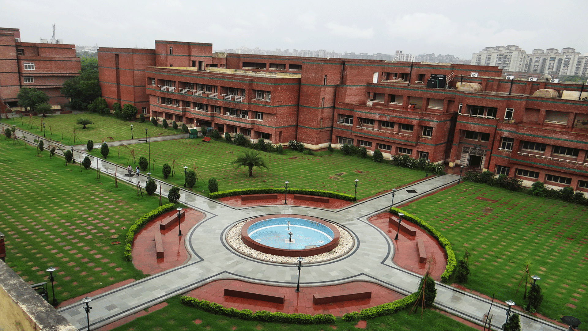 Netaji Subhas Institute of Technology - Dwarka - Delhi Photo1