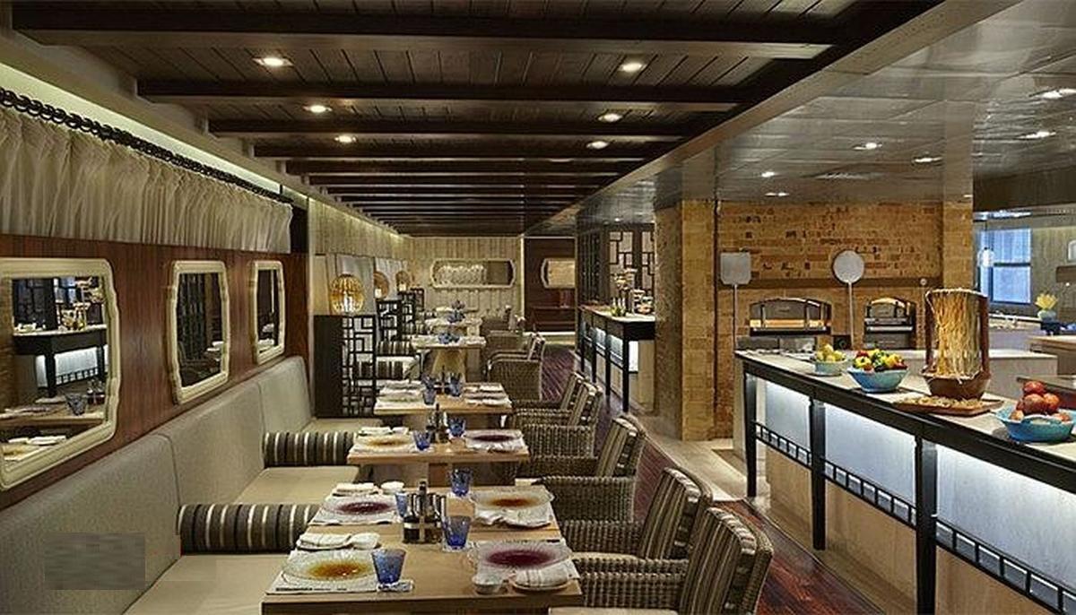 Ottimo Cucina Italiana - Guindy - Chennai Photo1