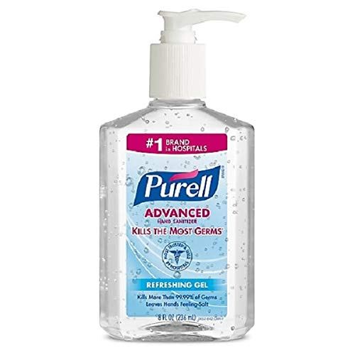 Purell Advanced Hand Sanitizer Photo1