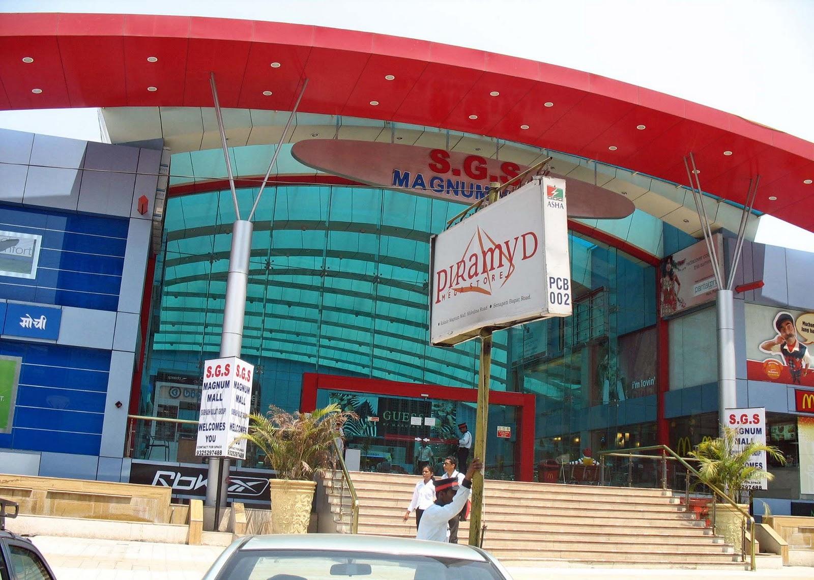 SGS Magnum Mall - Camp - Pune Photo1