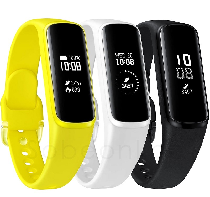 Samsung Galaxy Fit Smart Band Photo1