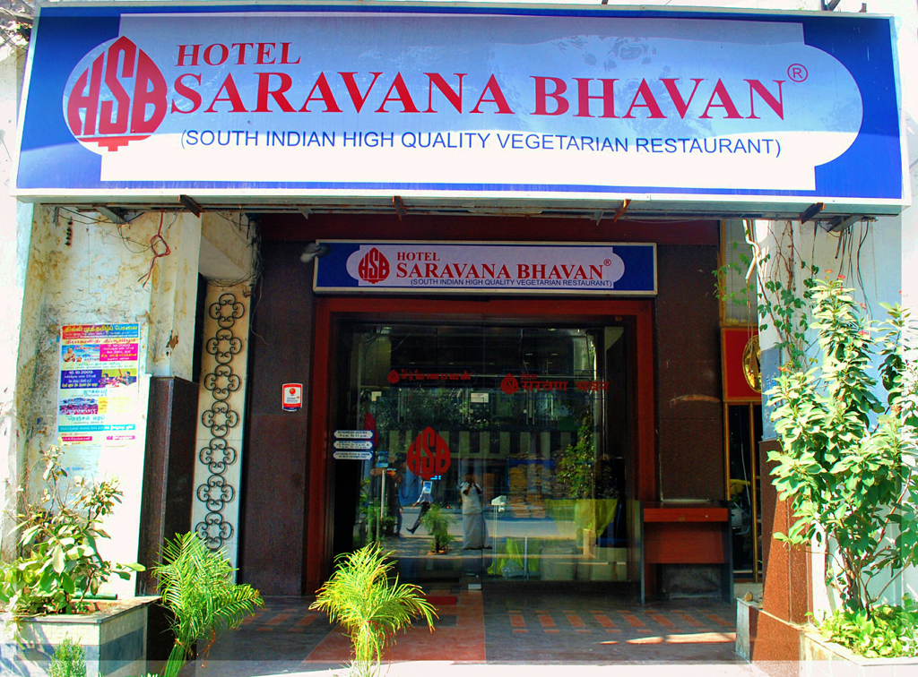 Saravana Bhavan, Connaught Place, New Delhi Photo1