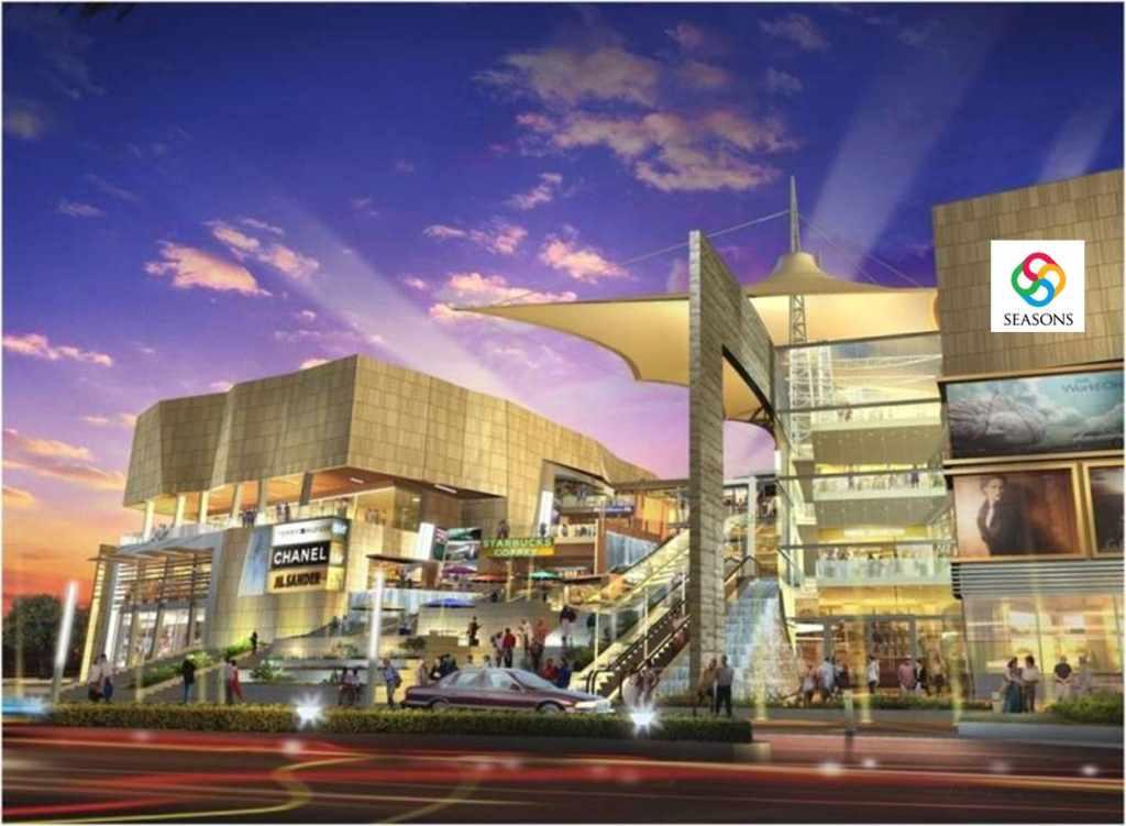 Seasons Mall - Magarpatta City - Pune Photo1