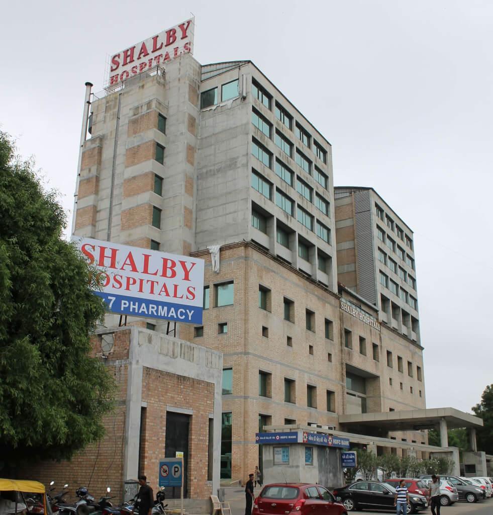 Shalby Hospitals - Satellite Road - Ahmedabad Photo1
