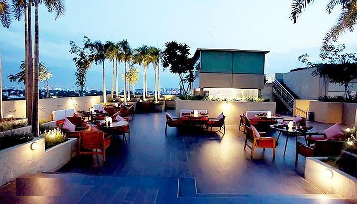 Sunset Grill - The Westin - Velachery - Chennai Photo1