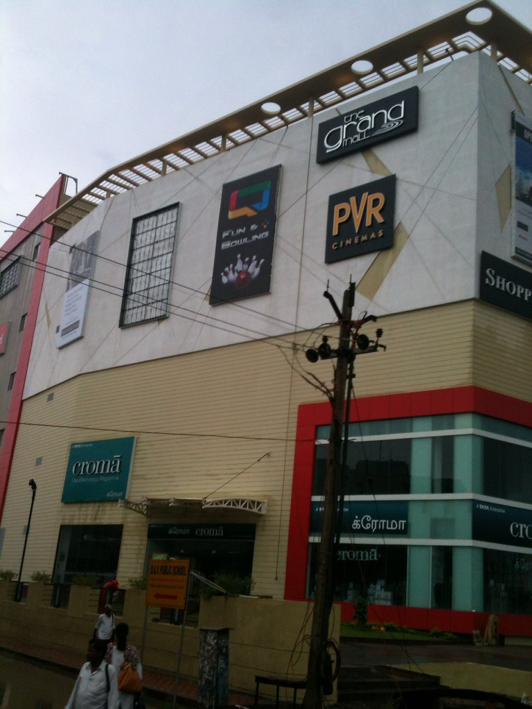 The Grand Mall - Velacherry - Chennai Photo1