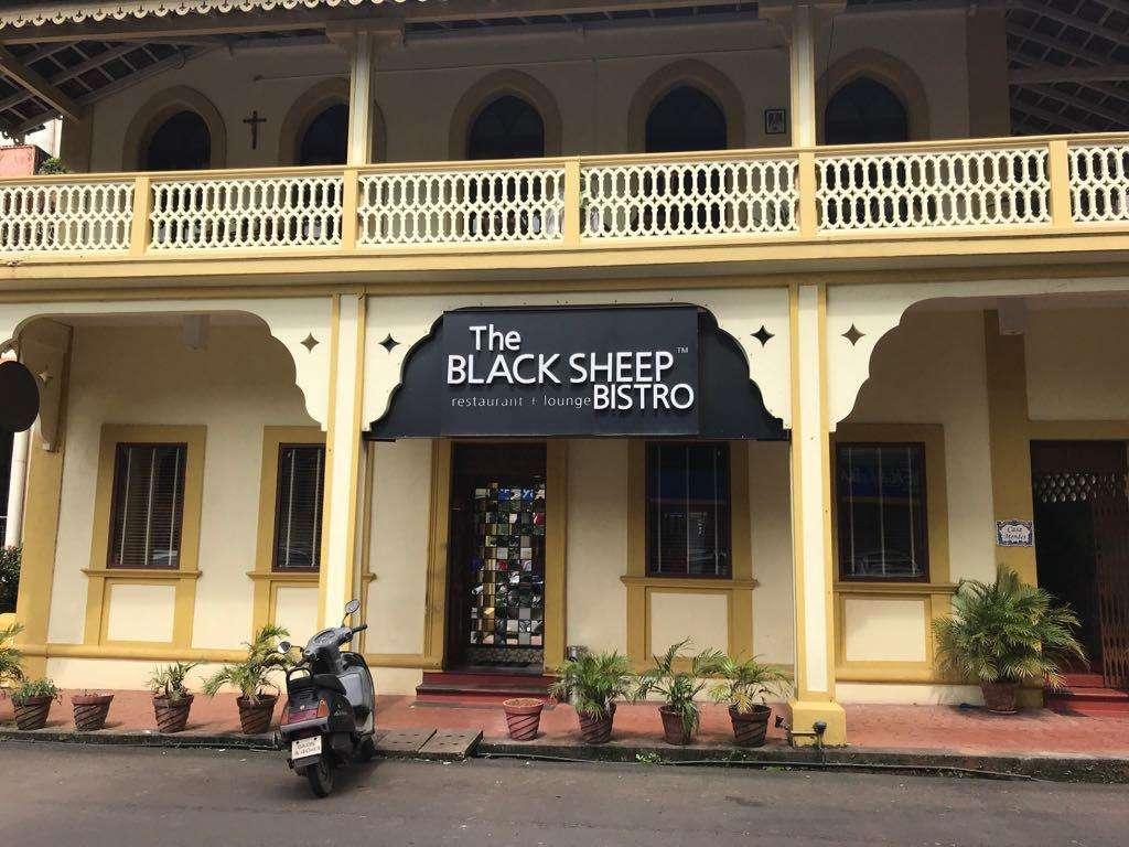 The Black Sheep Bistro, Panaji, Goa Photo1