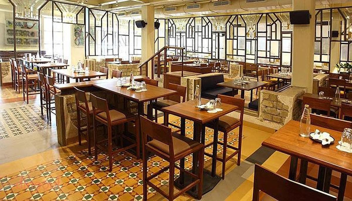 The Bombay Canteen, Lower Parel, Mumbai Photo1
