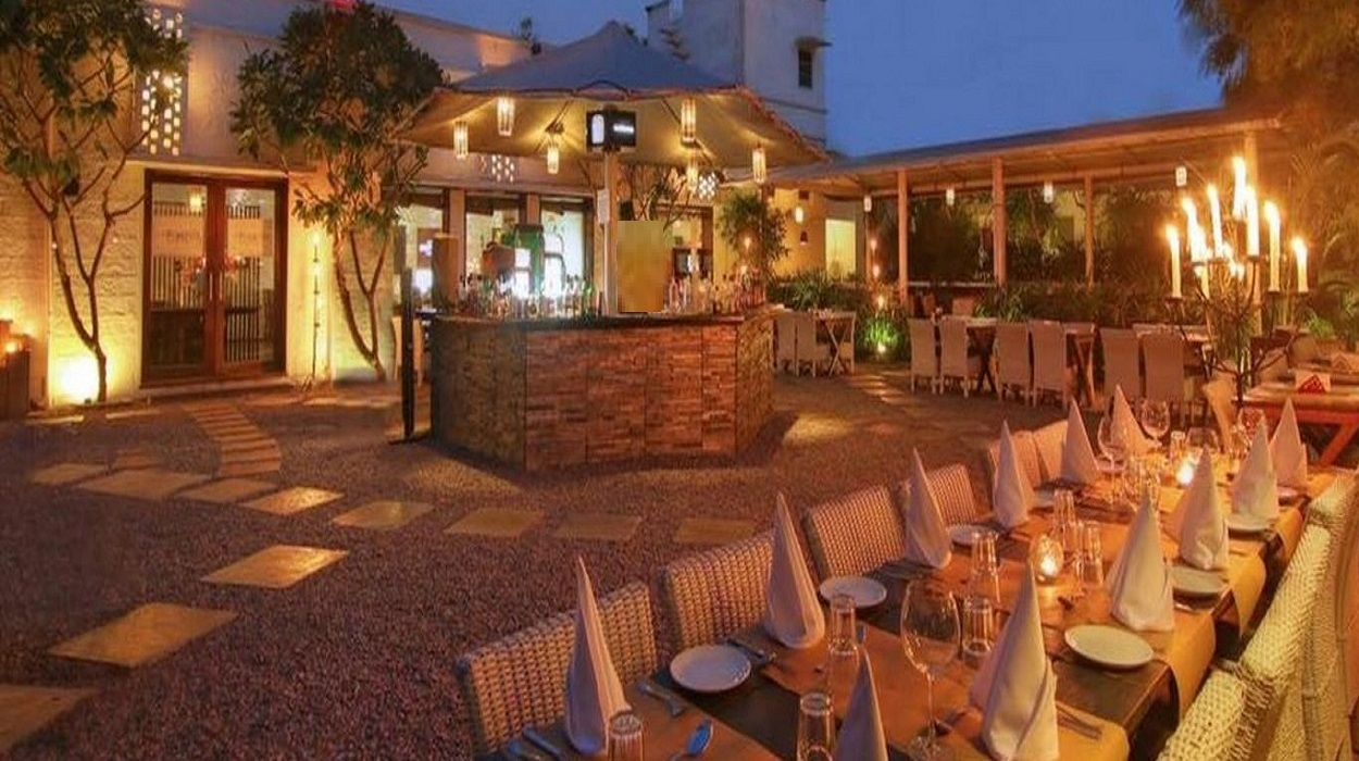 The Forresta Kitchen & Bar - Bani Park - Jaipur Photo1