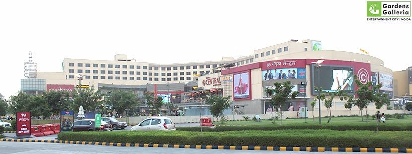 The Gardens Galleria Mall - Noida Photo1