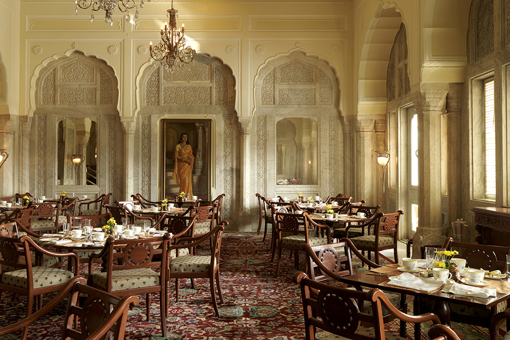 The Rajput Room - Rambagh - Jaipur Photo1