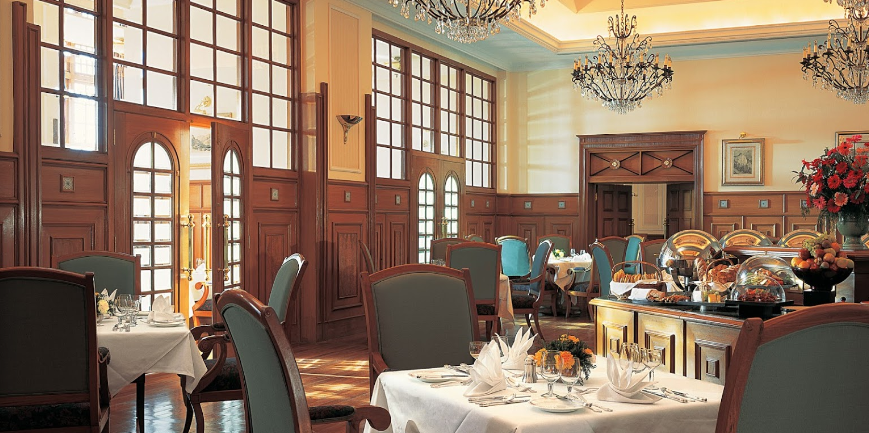 The Restaurant - The Oberoi Cecil - Longwood - Shimla Photo1