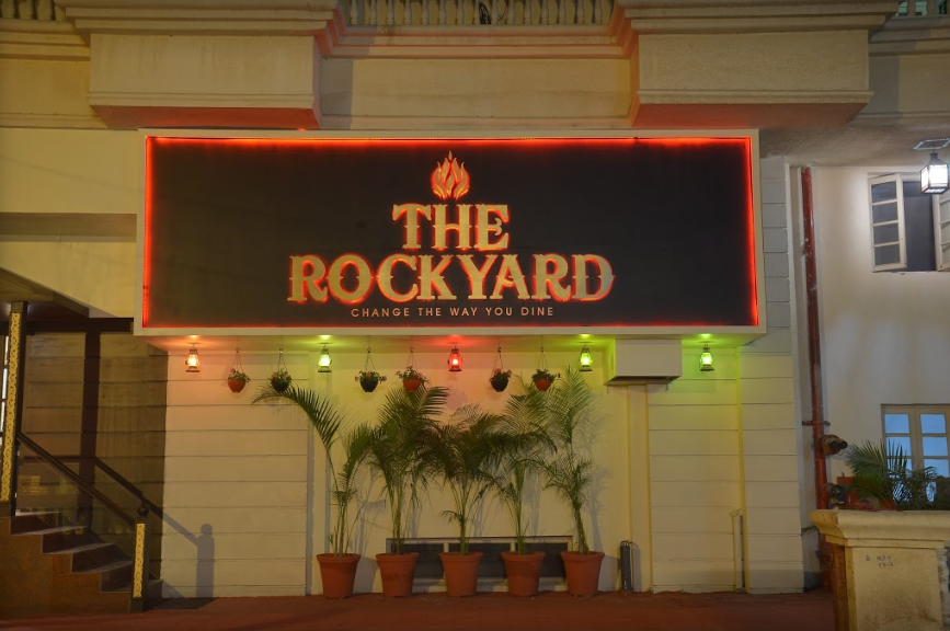 The Rockyard, Air Force Area, Jodhpur Photo1