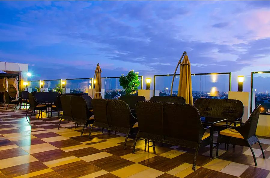 The Urban Terrace, Gomti Nagar, Lucknow Photo1
