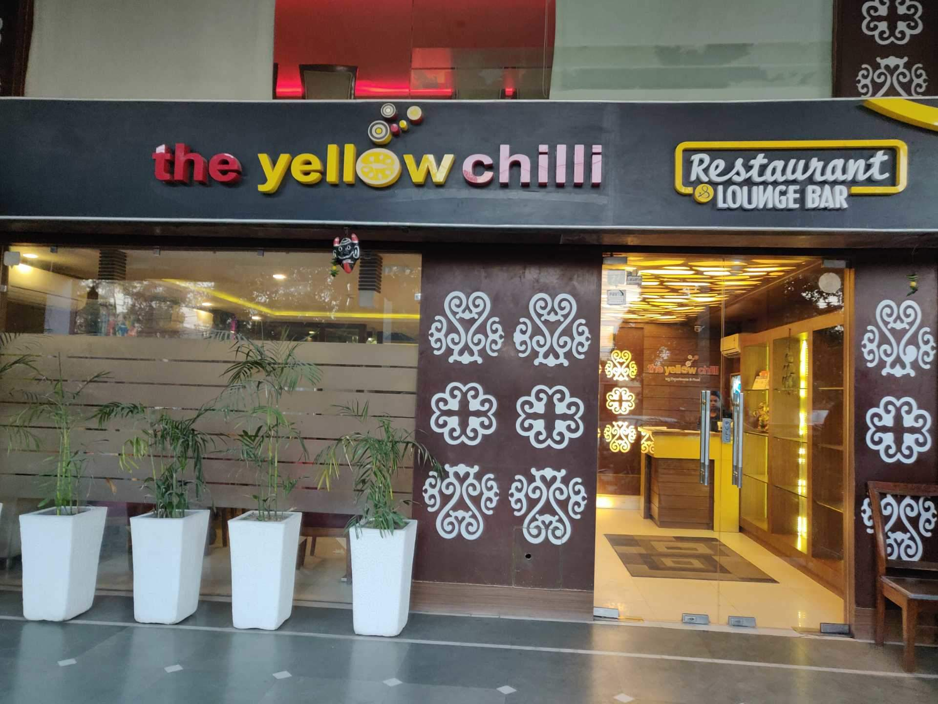 The Yellow Chilli - Ranjit Avenue - Amritsar Photo1