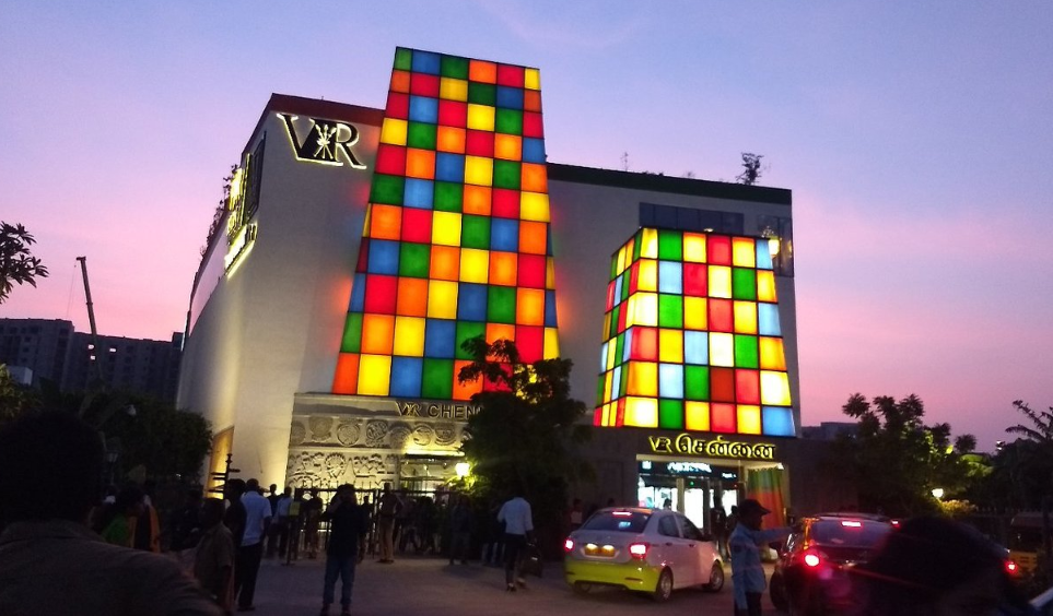 VR Mall - Chennai Photo1