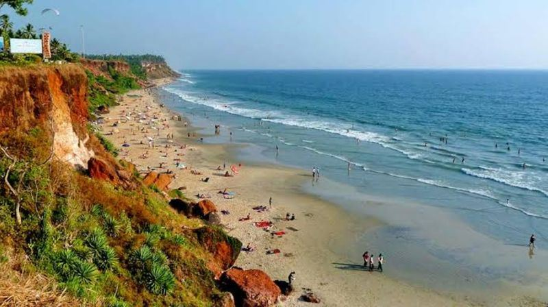Varkala Beach (Papanasam Beach) - Varkala Photo2