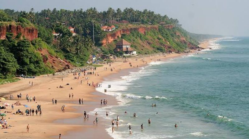 Varkala Beach (Papanasam Beach) - Varkala Photo1