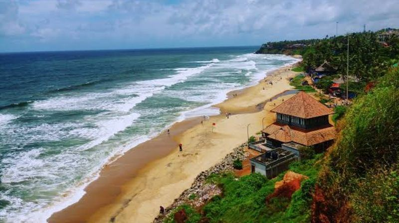 Varkala Beach (Papanasam Beach) - Varkala Photo3