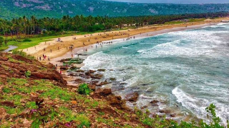 Yarada Beach - Visakhapatnam Photo1