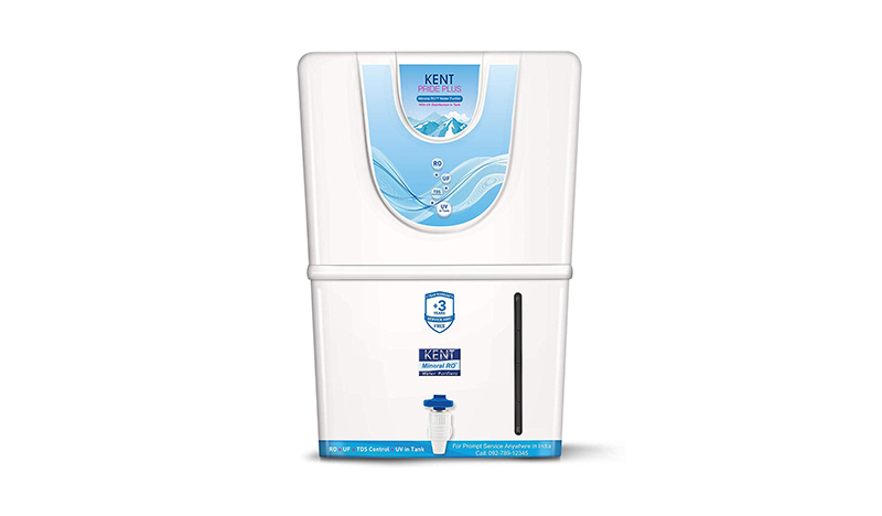 Kent Pride Plus 11067, 8 Ltr RO+ UF+ TDS Cont.+ UV Water Purifier Photo1