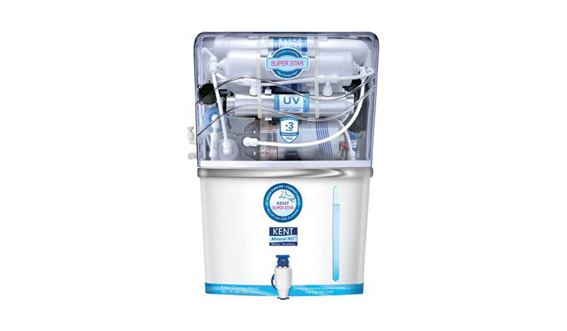 Kent SUPER STAR (11011) 7 L RO + UV +UF Water Purifier Photo1
