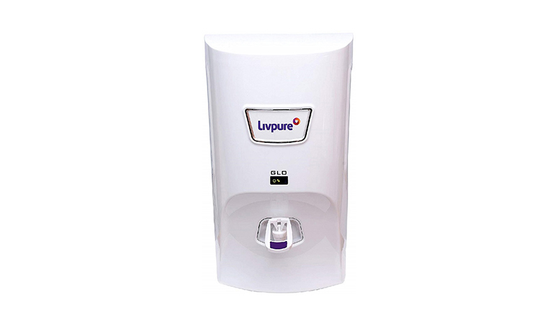 Livpure Glo 7-Litre RO+UV + Mineralizer Water Purifier Photo1
