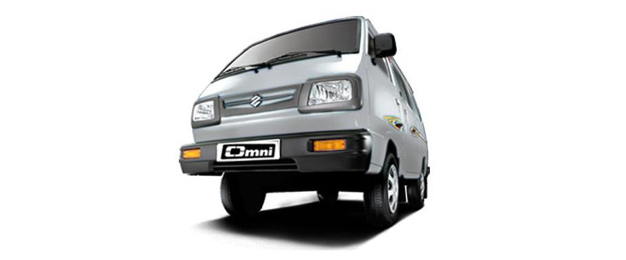 Maruti Suzuki Omni-E Image