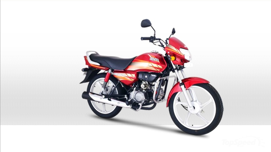 Hero Honda CD 100 Deluxe Image