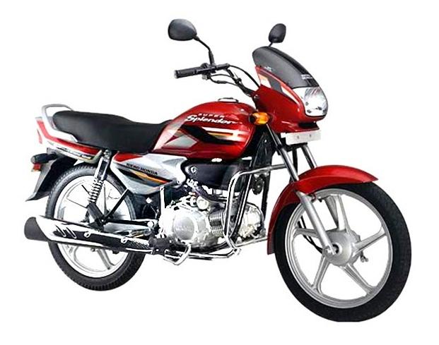 Hero Honda Splendor Image
