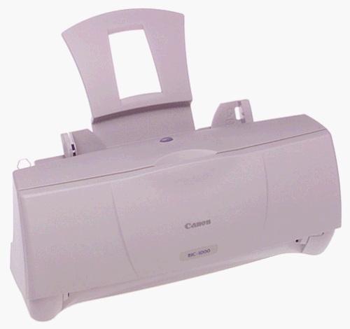 Canon BJC 1000 series Image