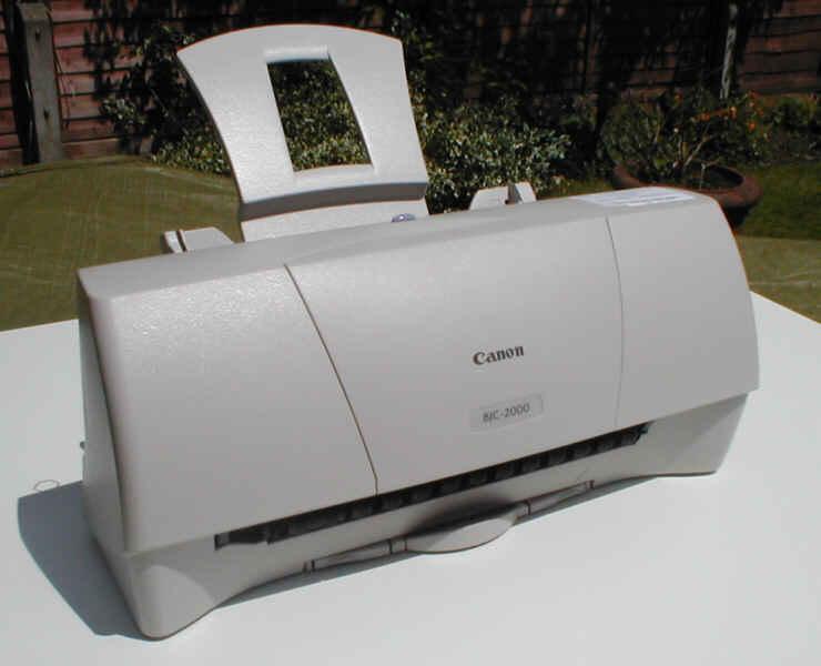 Canon BJC 2000 series Image