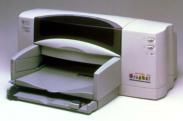 HP DeskJet 895Cxi Image