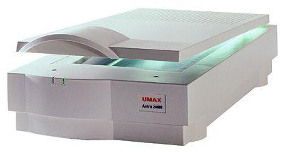 Umax Astra 2400 series Image