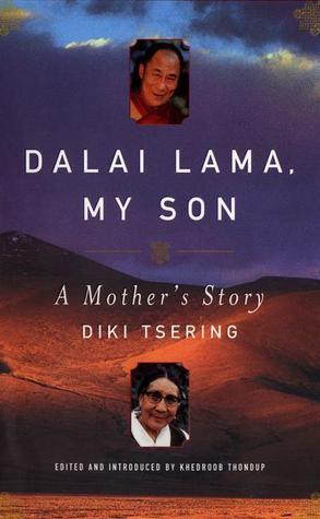 Dalai Lama My Son - Diki Tsering Image