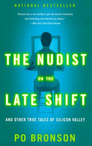 Nudist On the Late Shift, The - P O Bronson Image