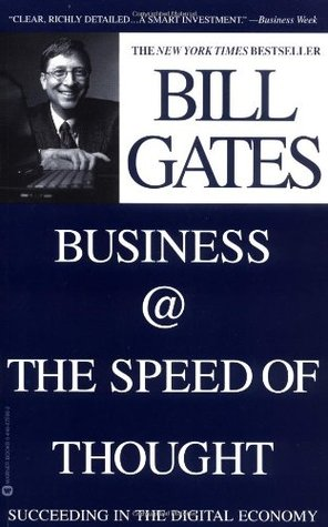 Business @ The Speed Of Thought - Bill Gates Image