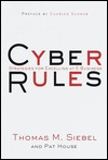 Cyber Rules - Pat House & Tom Siebel Image