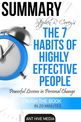 7 HABITS OF HIGHLY EFFECTIVE PEOPLE THE STEVEN R COVEY Reviews