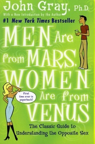 Men Are From Mars, Women Are From Venus - John Gray Image