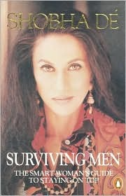 Surviving Men - Shobha De Image
