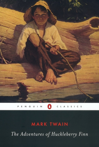 Adventures Of Huckleberry Finn - Mark Twain Image