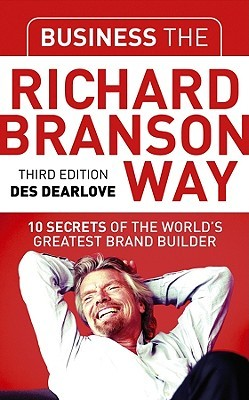 Business The Richard Branson Way - Des Dear Love Image