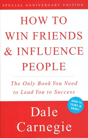 How To Win Friends And Influence People - Dale Carnegie Image
