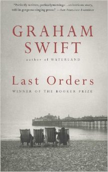 Last Orders - Graham Swift Image