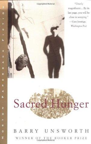 Sacred Hunger - Barry Unsworth Image
